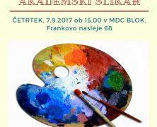 Karierno srečanje: akademski slikar Mohor kejžar