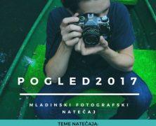 Sodelovanje na natečaju POGLED 2017