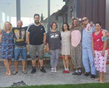 Pižama z bLOLkovci in pumLOLvci