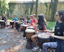AFRIŠKI ritmi z MAMARUJEM