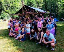 POLetni mladinski tabor ob reki Kolpi
